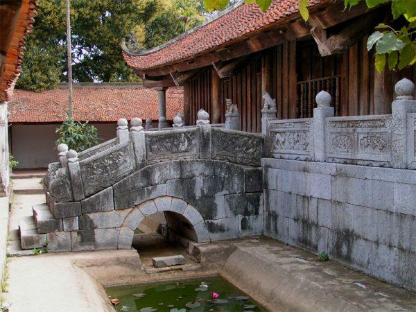 Здание комплекса Бут-Тхап в Ханое