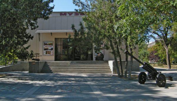 Здание краеведческого музея Анапы