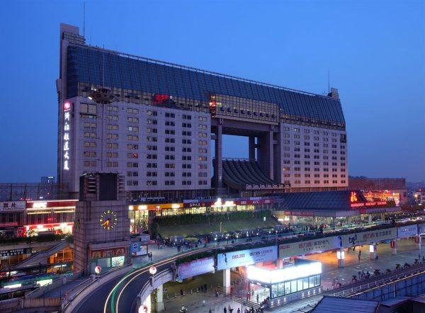 Железнодорожный вокзал Ханчжоу