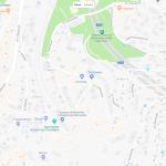 Железнодорожный вокзал на карте Сочи