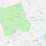 Зоопарк на карте Торонто