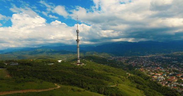 Алма-Атинская телевизионная башня