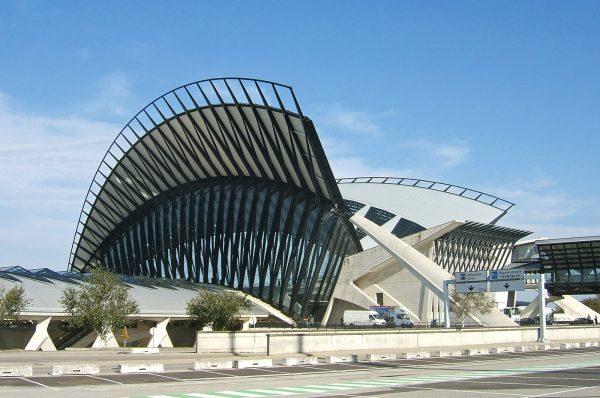 Аэропорт Лиона