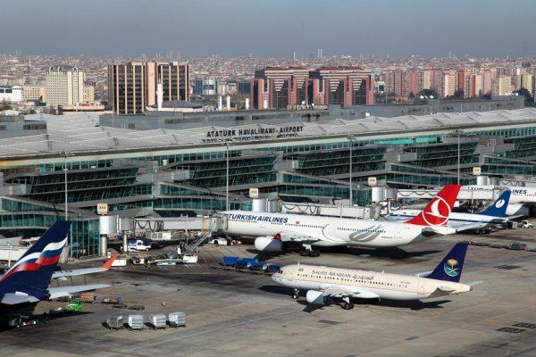 Аэропорт Стамбула им. Ататюрка