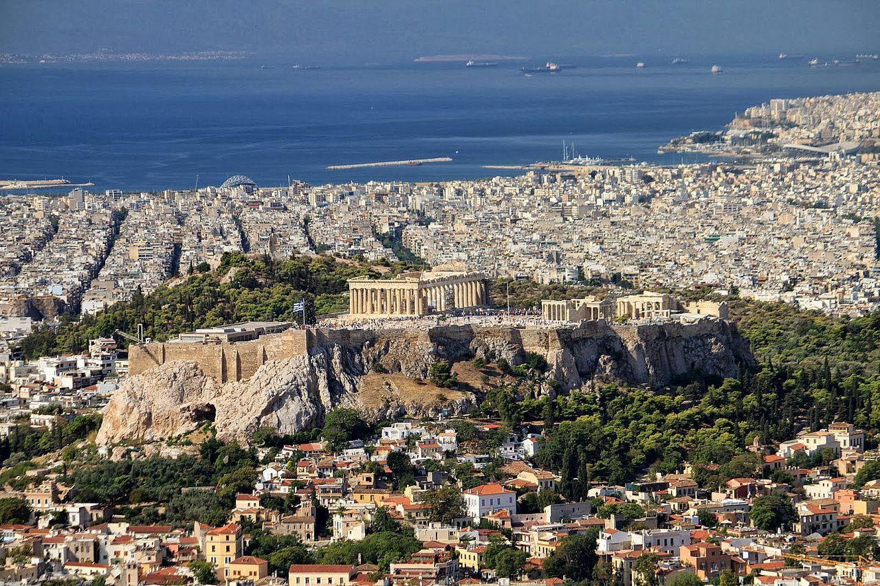 Загадочный город Афины и его достопримечательности