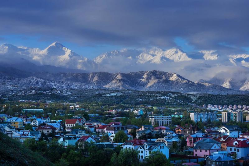 Обзор достопримечательностей Алма-Аты