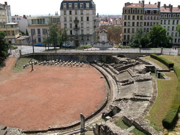 Амфитеатр трёх Галлий