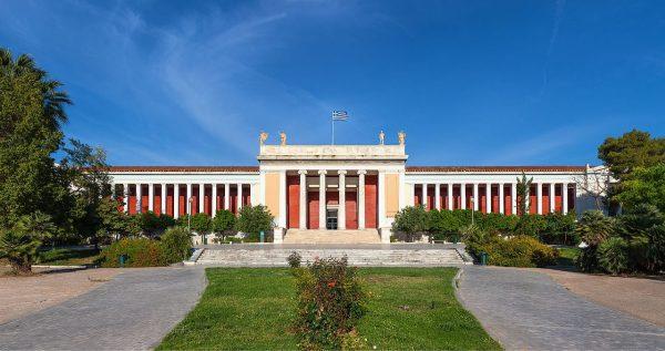Археологический музей в столице Греции