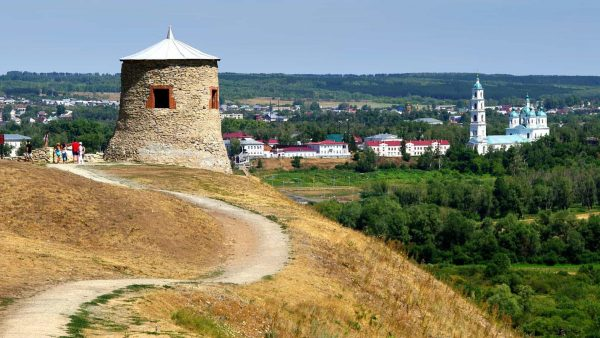 Башня Чёртова городища