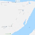 Базы отдыха на карте Зелёного острова в Ростове-на-Дону