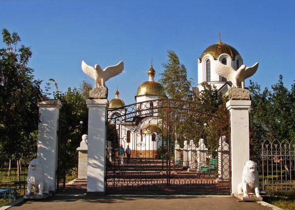 Большой Петропавловский храмовый комплекс в Ессентуках
