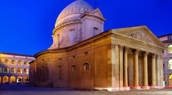 Центр де ла Вьей Шарите в Марселе