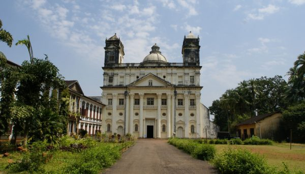 Церковь Святого Каетана Гоа