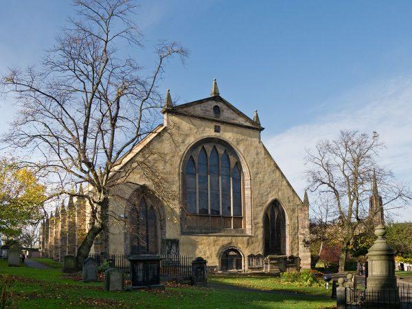 Церковь Грейфраерс