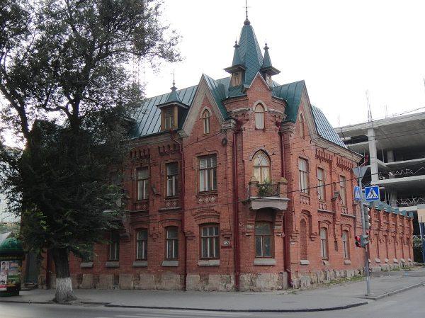 Дом братьев Мартын в Ростове-на-Дону