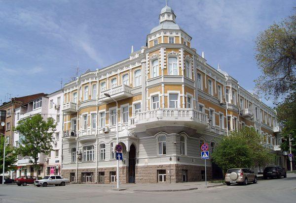 Дом Ивана Зворыкина в Ростове-на-Дону