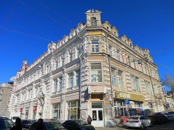 Дом купца Генч-Оглуева в Ростове-на-Дону