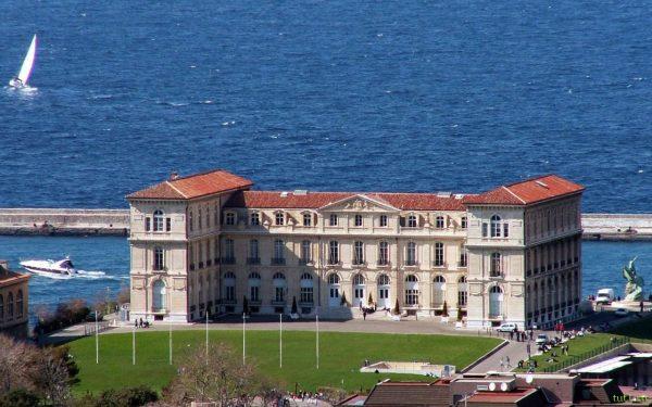 Дворец Фаро в Марселе