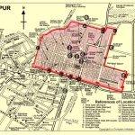 джайпур на карте штата
