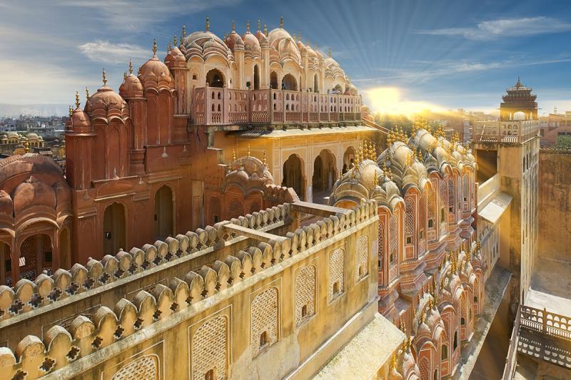 Индийский город Джайпур