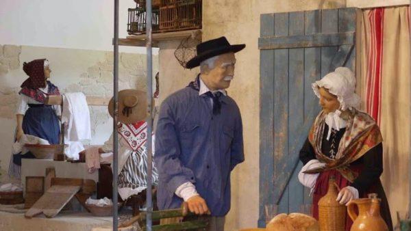 Экспозиции Марсельского регионального музея