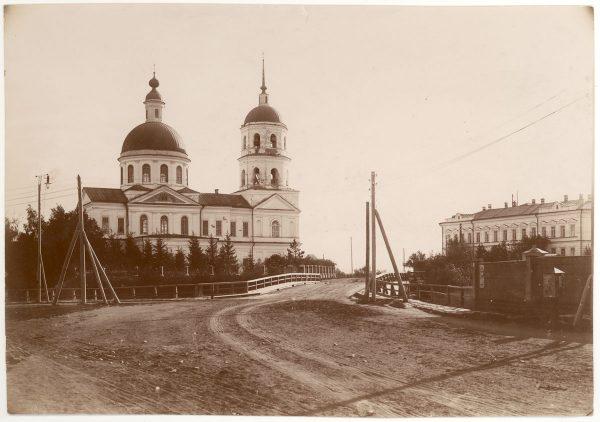 Елабуга в прошлом