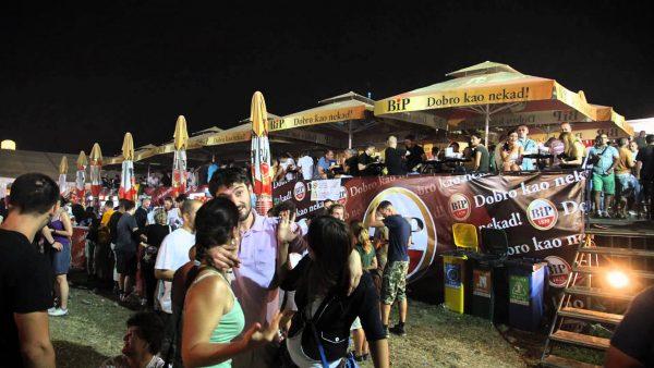 Фестиваль пива в Белграде