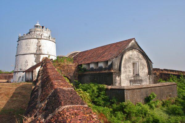 Форт Агуада Гоа