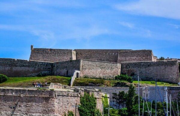 Форт Сен-Никола в Марселе