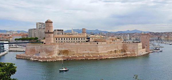 Форт Сен-Жан в Марселе