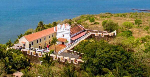 Форт Тираколь Гоа