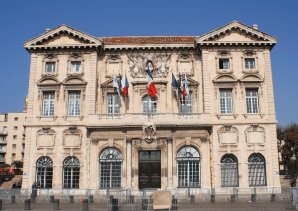 Городская ратуша в Марселе