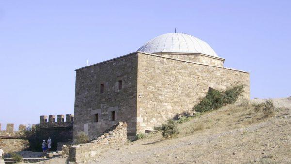 Храм Падишах-Джами
