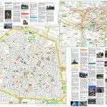 Карта Болоньи и окрестностей