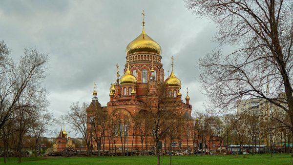 Казанский собор в Оренбурге
