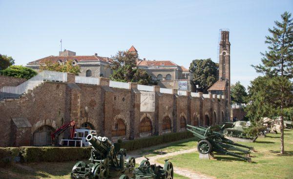 Военный музей в крепости Калемегдан