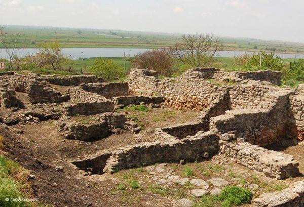 Ливенцовская крепость недалеко от Ростова-на-Дону