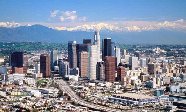 Лос-Анжелес