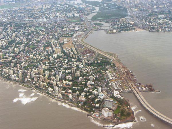 Мумбаи сверху