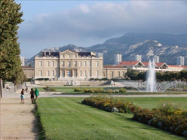 Музей и парк Борели в Марселе
