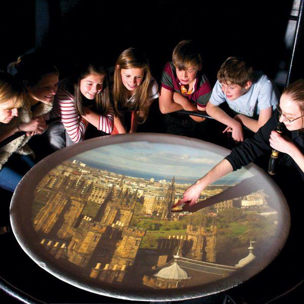 Музей «Камера-обскура и мир иллюзий»