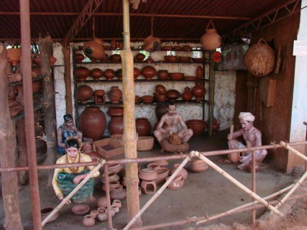 Музей предков Биг Фут Гоа