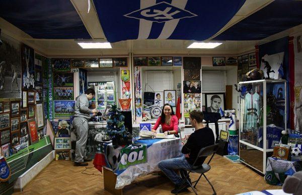 Музей самарского футбола