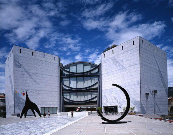 Музей современного искусства в Ницце