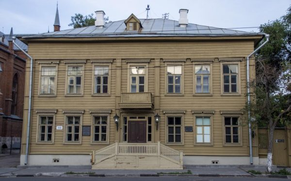 Музей-усадьба А. Толстого в Самаре
