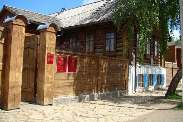 Музей-усадьба Надежды Дуровой