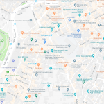 Несколько музеев на карте Стамбула в Турции