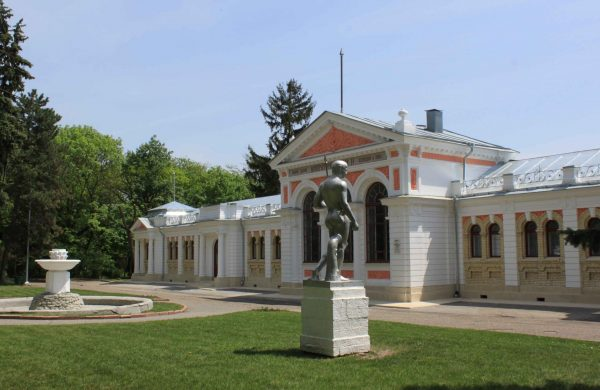 Николаевские ванны в Ессентуках