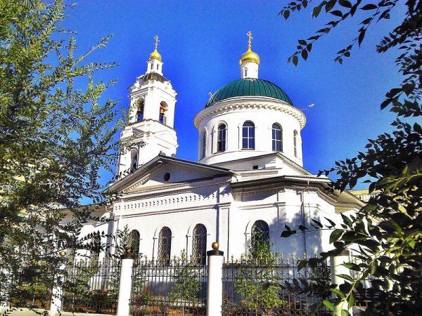 Никольский собор в Оренбурге