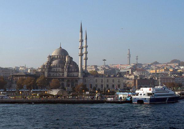 Новая Мечеть, или Йени-Джами, в Стамбуле